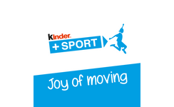 Kinder+Sport Joy of moving